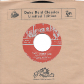 Gloria Crawford - You Miss Me / Tommy McCook - Our Man Flint (Treasure Isle / Corner Stone) JPN7""
